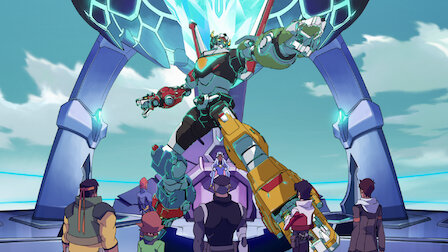 Watch The Rise of Voltron. Episode 1 of Season 1.