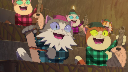 Watch Real Cats Wear Plaid. Episode 3 of Season 1.