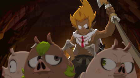 Watch The Dragon Pig. Episode 5 of Season 2.