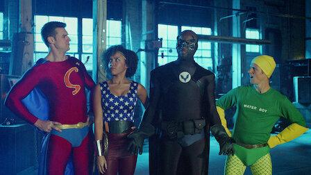 Watch Superheroes. Episode 3 of Season 1.