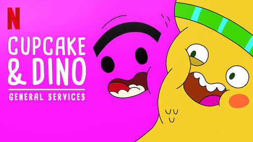 Cupcake & Dino - General Services